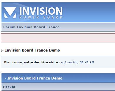 IPB Invision Power Board v2 3 3 - تطوير المواقع و المنتديات